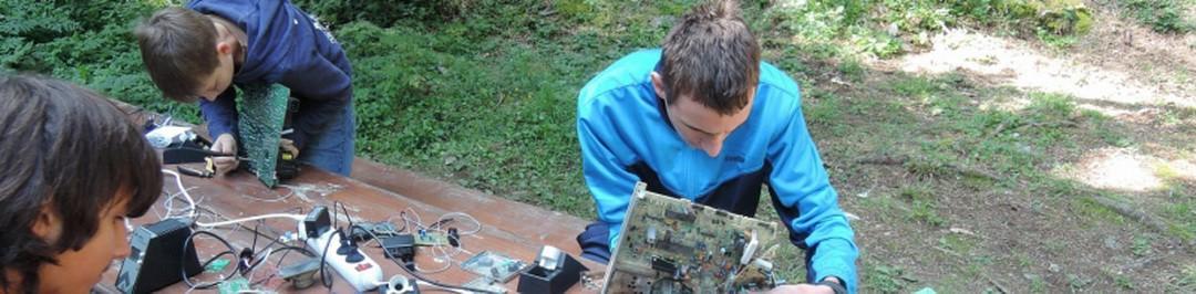 Poletna šola mladih elektronikov